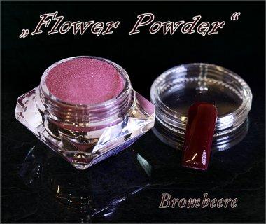 Flower Powder 8g Brombeere