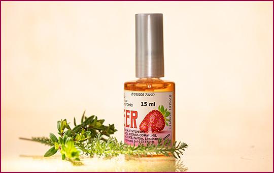 Pflegeoil Erdbeer 15 ml