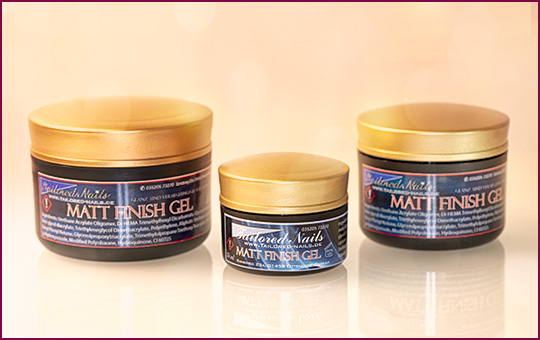 Matt Finish Gel 15 ml