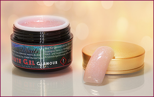 Rebirth Cover Gel glamour 15 ml