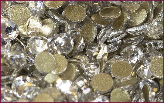 Rhinestone Kristall 500 Stück | SS4