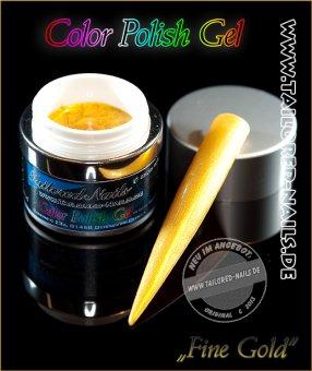 Polish Color Gel Fine Gold 5ml