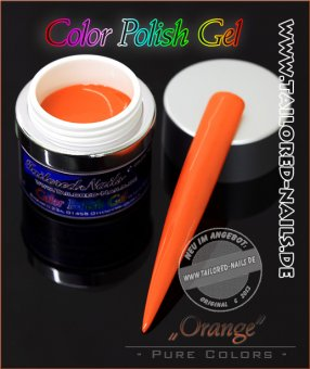 Pure Color Gel Orange 5ml
