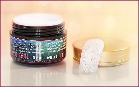 Rebirth Gel noble white