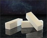 Sanding Block white