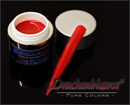 Pure Color Gel Drachenblutrot 5ml
