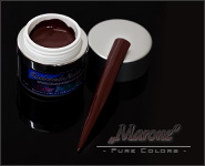 Pure Color Gel Marone 5ml