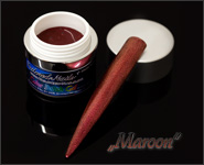 Polish Color Gel Maroon 5ml