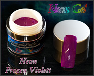 Neon Gel Frozen Violett 5ml
