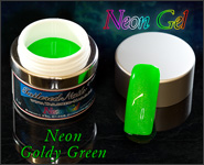 Neon Gel Goldy Green 5ml