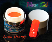 Neon Gel Orange 5ml