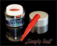 Polish Color Gel Simply Red 5ml