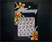 3D Flower Sticker Motiv A30