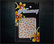 3D Flower Sticker Motiv A39