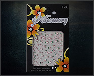 3D Flower Sticker Motiv A51