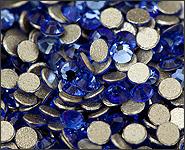 Swarovski Strass Steinchen Sapphire