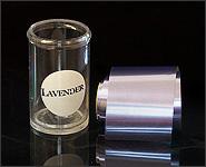 Metallikeffekt Transferfolie Lavendar