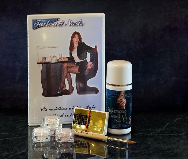 tailored nails acryl testset online kaufen. Black Bedroom Furniture Sets. Home Design Ideas