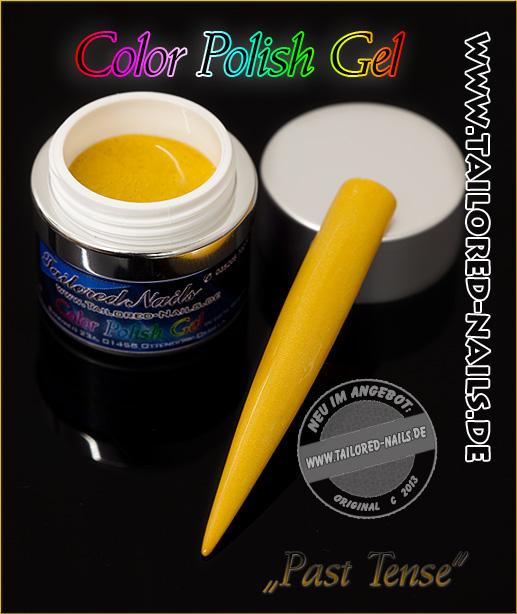 past form gel Tailored Nails  Polish Color Gel Past Tense 1ml  online kaufen